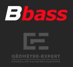 Logo Géomètre expert